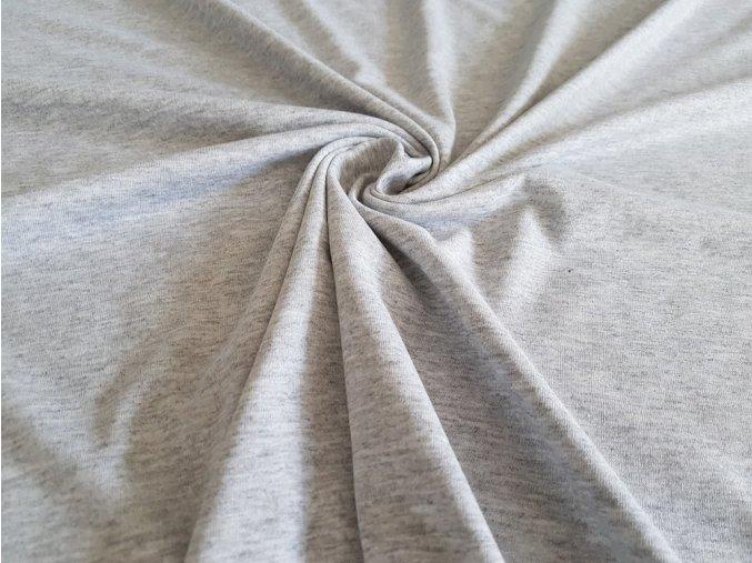 úplet šedý melír artikl GB005