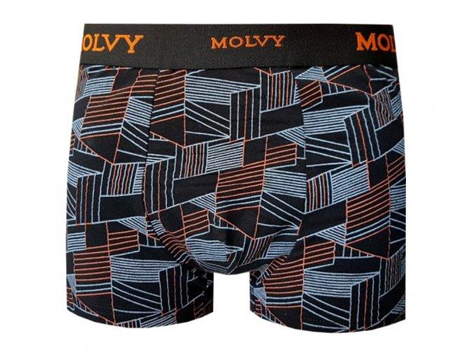 Pánské Boxerky MOLVY MP 1026