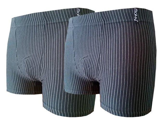 Pánské Boxerky MOLVY 2 kusy v balení KP022BEU