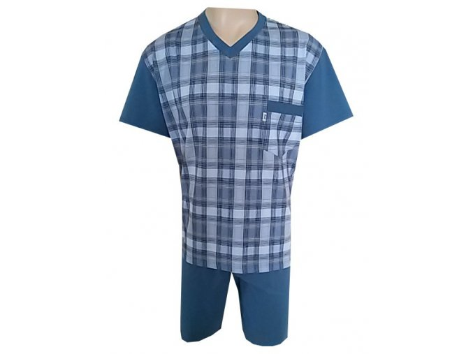 Pánské Pyžamo Krátké FOLTÝN PK 112