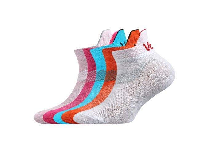 Dětské ponožky 5 kusů v balení VoXX Iris mix holka