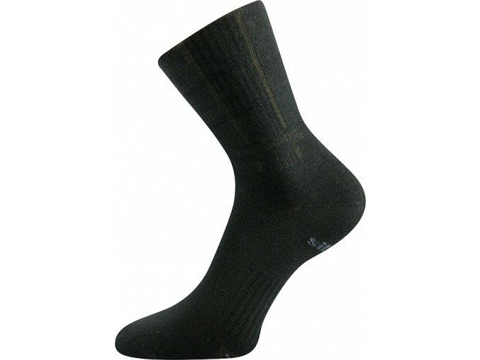 Zdravotní Sportovní Ponožky VoXX Mission černá