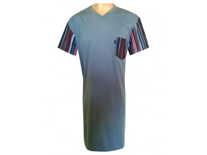 Pánská Noční Košile FOLTÝN NK25