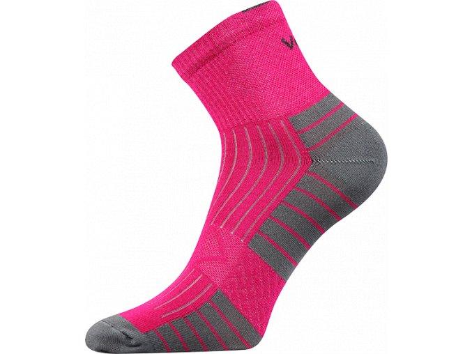 Sportovní Ponožky VoXX Belkin magenta