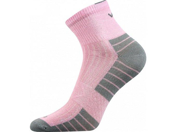 Sportovní Ponožky VoXX Belkin růžová