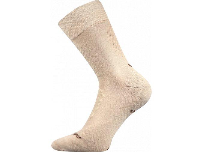 Zdravotní ponožky VoXX Context béžová