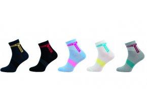 Sportovní Ponožky NOVIA Sport Collections 007 5 páru v balení