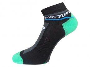 Sportovní Ponožky NOVIA Cyklo Victory zelená