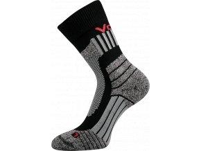 Sportovní Ponožky VoXX Egoist černá