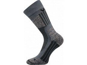 Sportovní Ponožky VoXX Egoist šedá