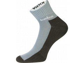 Sportovní Ponožky VoXX Brooke šedá