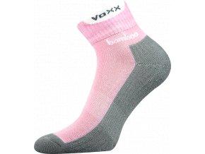 Sportovní Ponožky VoXX Brooke růžová