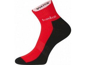 Sportovní Ponožky VoXX Brooke červená