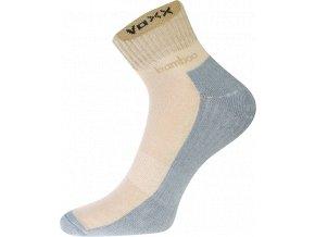 Sportovní Ponožky VoXX Brooke béžová