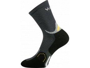 Sportovní Ponožky VoXX Actros tmavě šedá