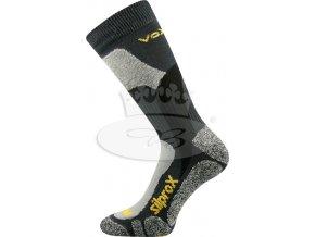 Sportovní Ponožky VoXX Ero tmavě šedá