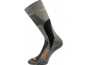 Sportovní Ponožky VoXX Ero světle šedá
