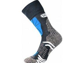 Sportovní Ponožky VoXX Solution tmavě šedá