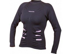 Dámské Funkční Tričko VoXX AP06 černá