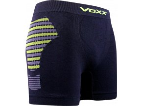 Pánské Funkční Boxerky VoXX AP04 černozelené