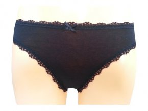 Dámské Kalhotky Novia NL14 černá