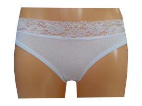Dámské Kalhotky Novia NL18 bílá