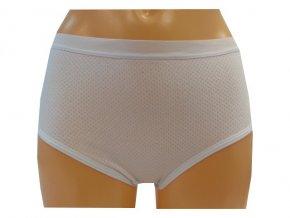 Dámské Maxi Kalhotky Novia X36 bílá