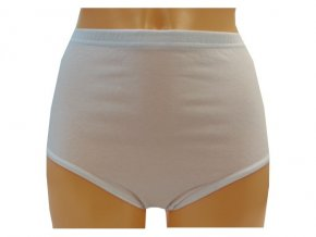 Dámské Maxi Kalhotky Novia Mama B5 bílá