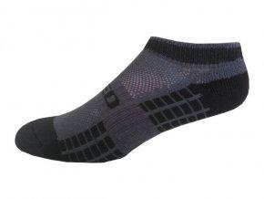 Sportovní Ponožky Novia Sport Collections Speed Černá