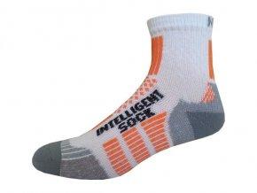 Sportovní Ponožky Novia Sport Collections Inteligent Oranžová