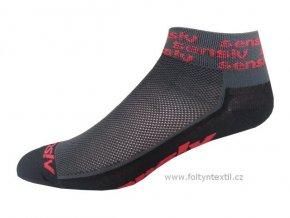 Sportovní Ponožky NOVIA Cyklo Senzitiv 01