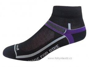 Sportovní Ponožky NOVIA Cyklo 03