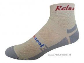 Sportovní Ponožky NOVIA RELAX 04