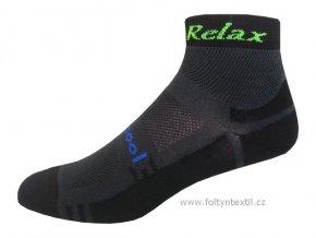 Sportovní Ponožky NOVIA RELAX 02
