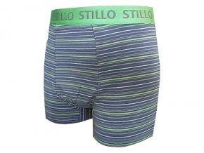 Boxerky STILLO STP010M zelené