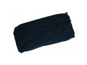 Multifunkční šátek Novia 08 černý