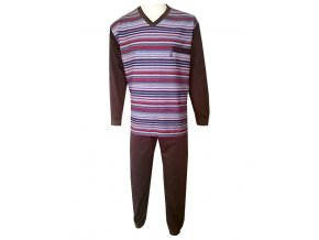 Pánské Pyžamo Dlouhé FOLTÝN PD 98
