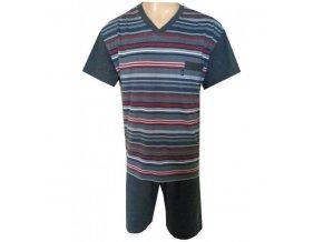 Pánské Pyžamo Krátké FOLTÝN PK 129