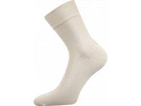 Zdravotní ponožky Lonka HANER Béžová