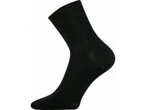 Zdravotní ponožky Lonka HANER Černá