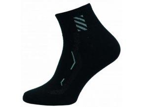 Pánské společenské ponožky Novia 5S bílá