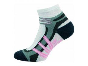 Sportovní Ponožky NOVIA Run Intensiv 02