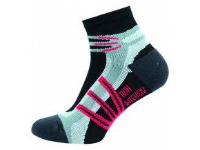 Sportovní Ponožky NOVIA Run Intensiv 03