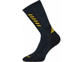 Pracovní Ponožky VoXX Power work tmavě šedá