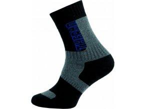 Thermo Ponožky NOVIA Silvertex 252N modré