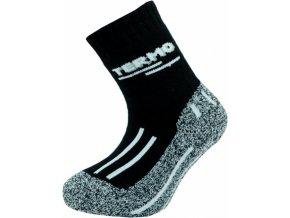 Dětské Thermo ponožky Novia 78N  5 párů v balení mix vzorů 1
