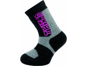 Dětské Thermo ponožky Novia Silvertex 80N 5 párů v balení mix vzorů 1