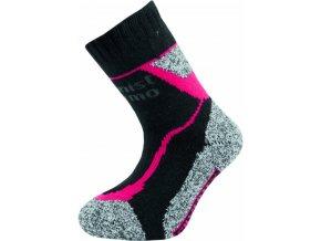 Dětské Thermo ponožky Novia Silvertex 81N 5 párů v balení mix vzorů