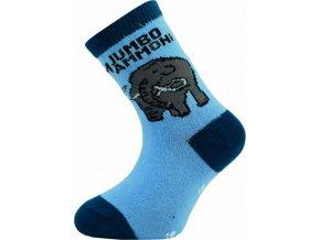 Dětské ponožky Novia 49N 5 párů v balení mix vzorů 1