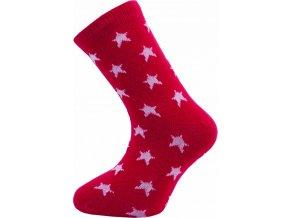 Dětské ponožky Novia 50N 5 párů v balení mix vzorů hvězdy 1